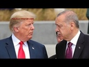 US Openly Destabilizes Iraq Trump Threatens To Obliterate Turkish Economy Erdogan Attacks Syria
