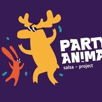 Логотип PartyAnimals сальса-проект Саратов