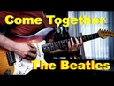 The Beatles - Come Together - guitar cover by Vinai T