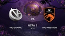 Vici Gaming vs TNC Predator игра 1 BO3 The International 9 Плей-офф День 1