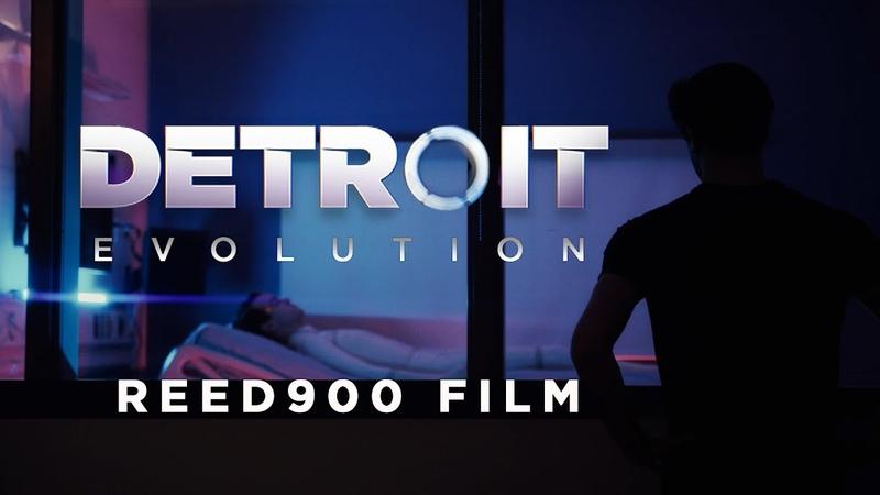 DETROIT EVOLUTION Detroit Become Human Feature Fan Film Reed900 Film