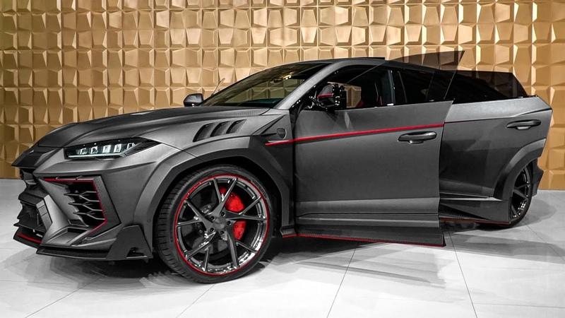 2020 Mansory Lamborghini Urus VENATUS - WILD SUPER SUV is here!