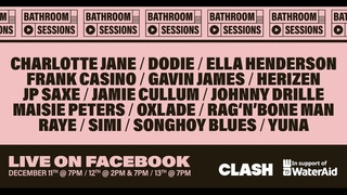 Dodie plays an exclusive set for Bathroom Sessions