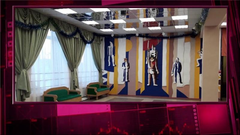Дома культуры в Эвенске капитально отремонтировали врамках нацпроекта Культура смотреть онлайн без регистрации