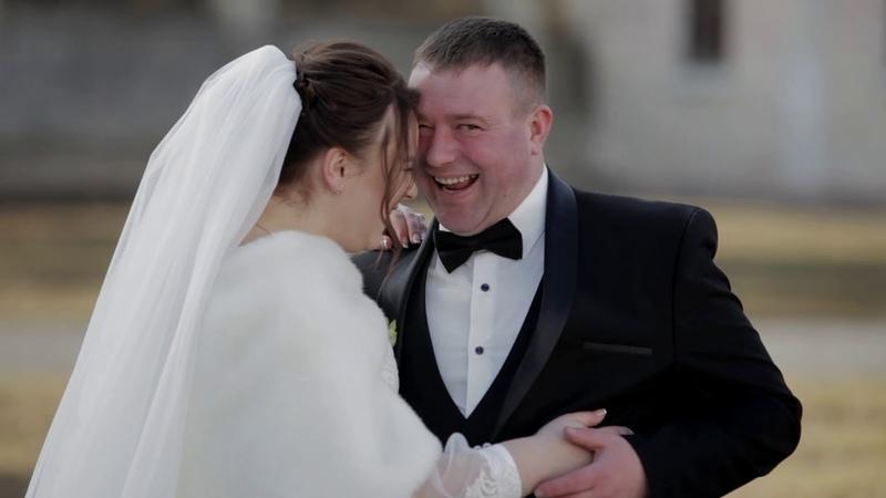 Чарівне весілля Михайла та Христини 🎆