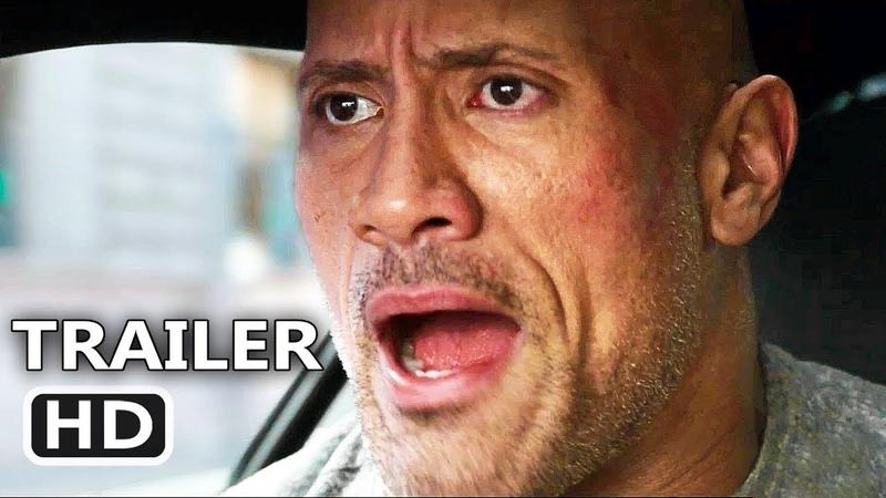 HOBBS SHAW Trailer FINAL Português LEGENDADO Novo 2019 VELOCIDADE FURIOSA