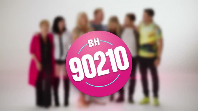 Заставка перезагрузки 90210 с Шеннен Доэрти (2019)