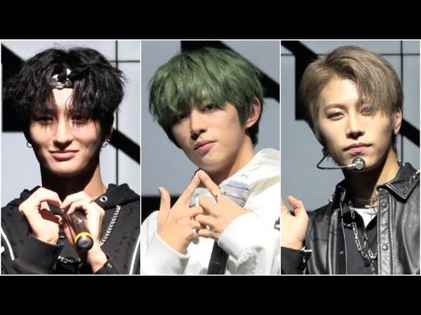 다크비 DKB 이찬 D1 테오 데뷔앨범 'Youth' 프레스 쇼케이스 개별 포토타임