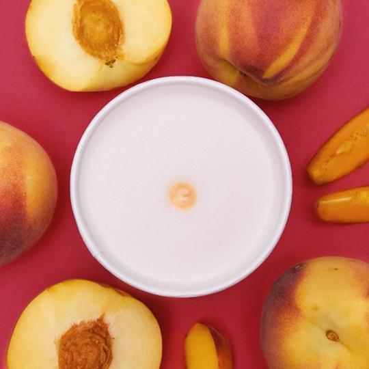 Ощути осень: Персиковый латте