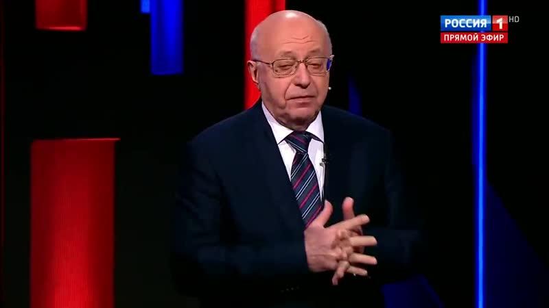 Пророссийская речь Кургиняна ПОРАЗИЛА студию Нам ЭТА Европа НЕ НУЖНА