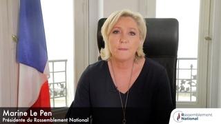 Marine Le Pen appelle à signer la pétition pour exiger un référendum sur la privatisation d'ADP !