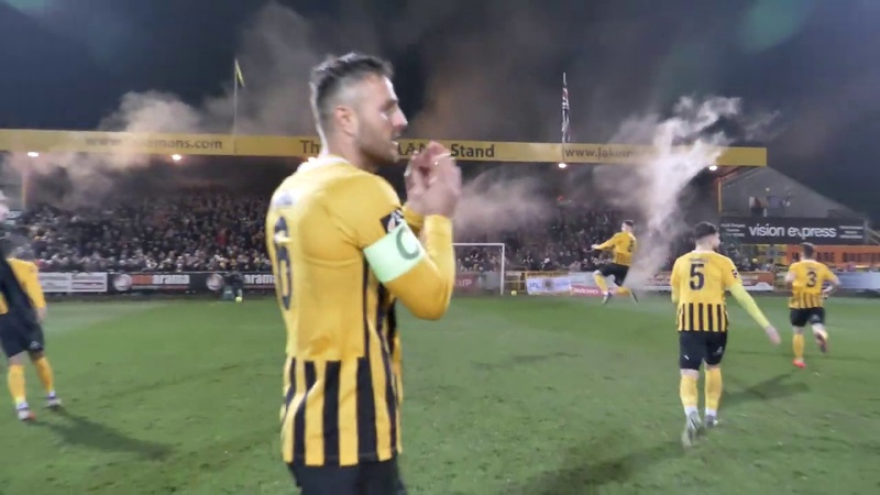 Boston United vs Rochdale FA Cup Second Round Extended Highlights
