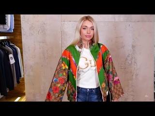 ОЗВУЧЕНО ДЛЯ : Новая коллекция Gucci // Женский образ casual // Фирменный бутик в Лакшери Store // Тренды 2020