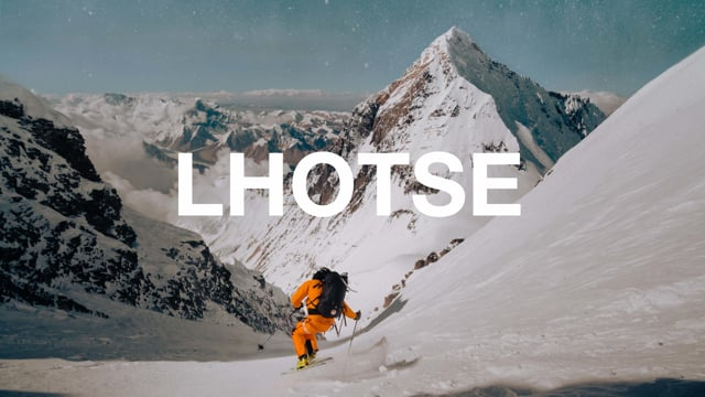 The North Face Presents Lhotse