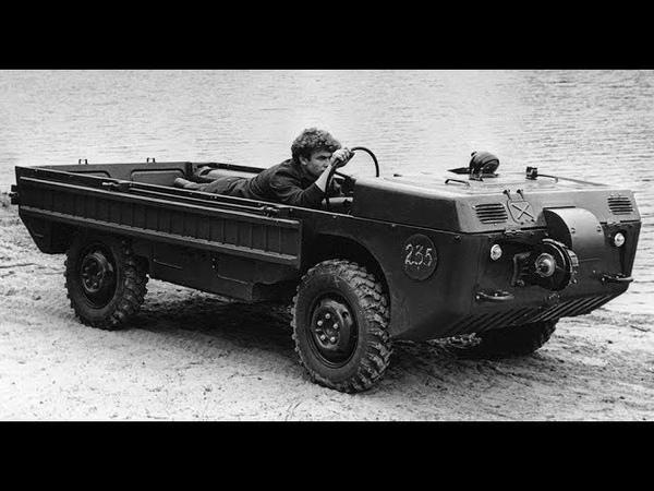 ЛУАЗ 967 архивная съемка СССР