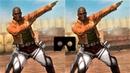 Dead or Alive 5 3D VR video 3D SBS VR box google cardboard 2