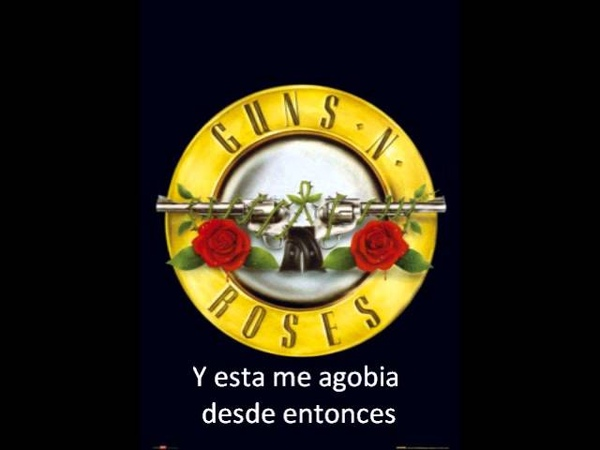 Guns N´ Roses- Since I Dont Have You (Subtitulada al españos)