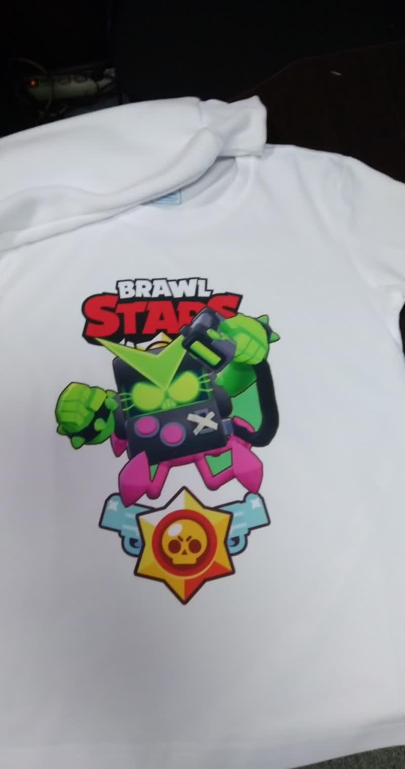 Футболка и толстовка Brawl stars.