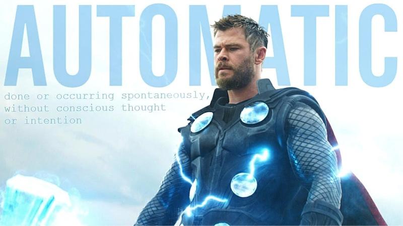 Marvel MCU Automatic