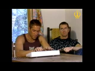 """[gachimuchi] bad gay porn acting with good voice over №3 """"students"""" (многоголосая озвучка)"""