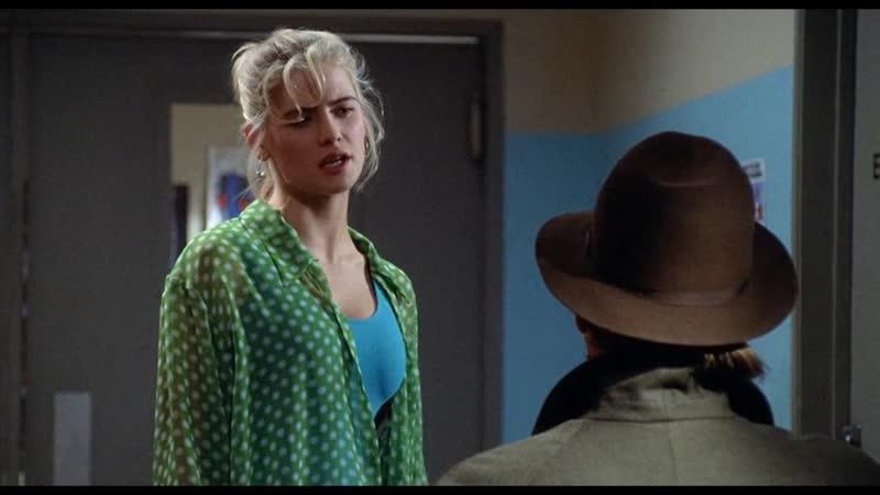 Даже ноготь не сломала! / Баффи — истребительница вампиров (1992)