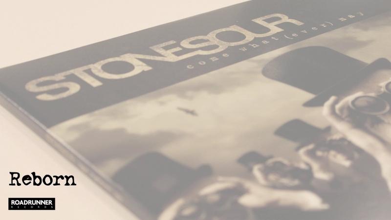 Stone Sour Reborn Official Audio