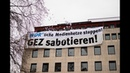 Wegen Umweltsau -Lied: Identitäre steigen WDR aufs Dach