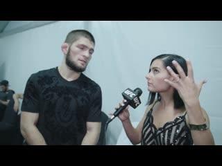 UFC 242: Хабиб Нурмагомедов - Дальше меня ждет Кока-Кола и стейк
