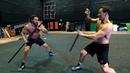 Villainous Training 'Aquaman' Behind The Scenes