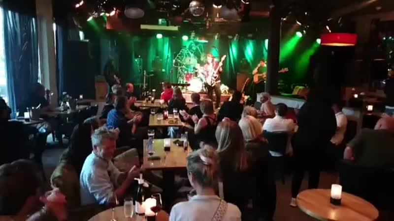Filip Clements Furuholmen Gratis Konsert в Baracoa Café Asker 30 07 2020