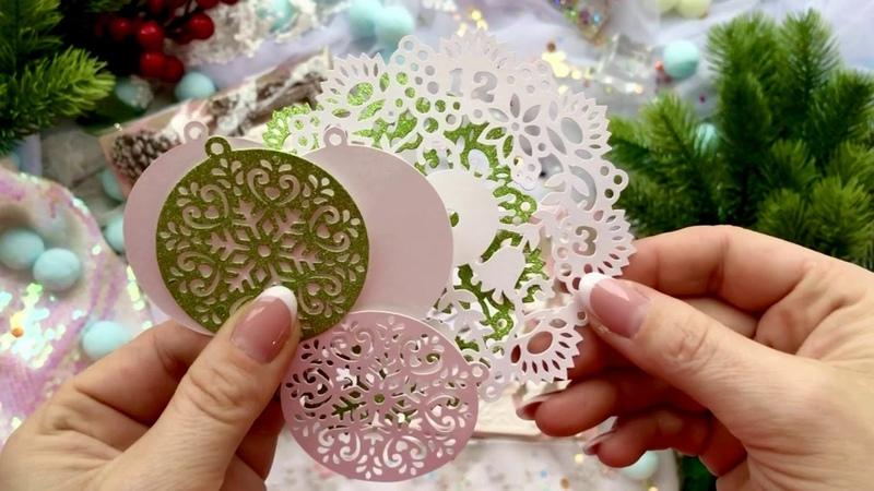 Коробочка волшебства и новогоднего вдохновения