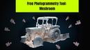 Free Photogrammetry Meshroom