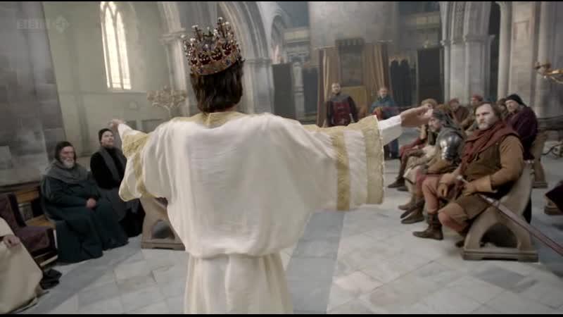 Пустая корона Ричард 2 Бен Уишоу