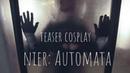 NieR Automata 2B Cosplay