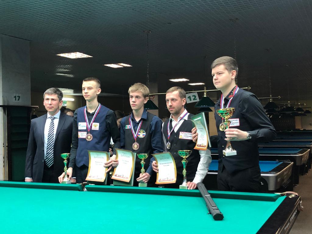 мужчины призёры