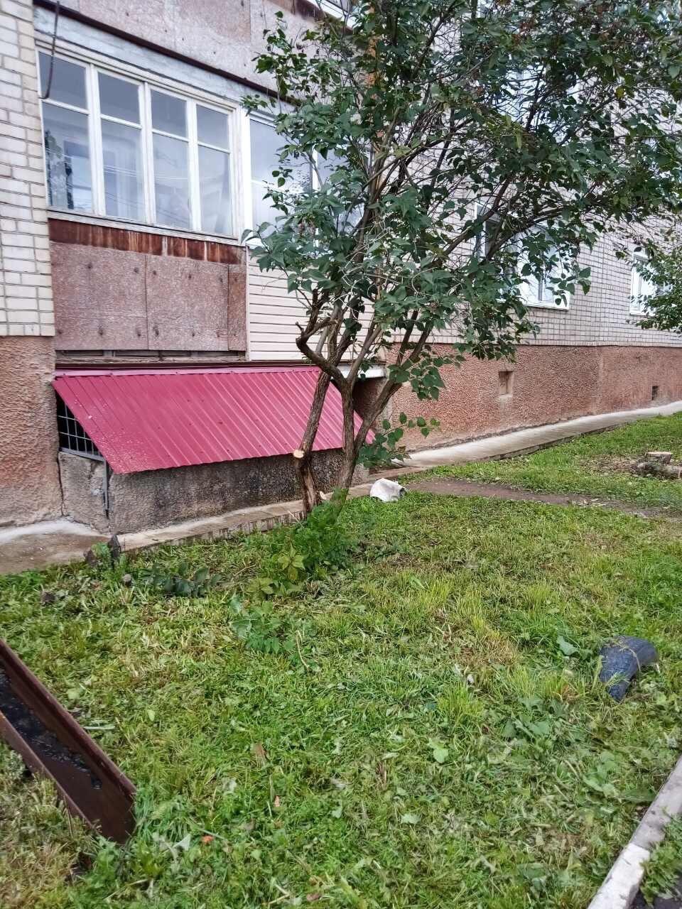 Улица Ердякова дом 16 входы в подвал