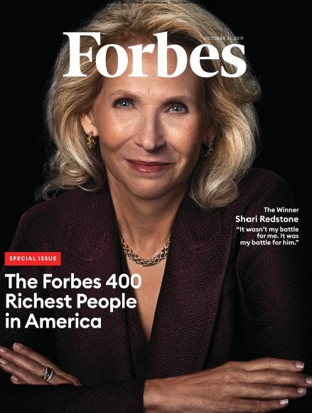 Forbes USA - 31.10.2019
