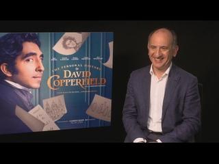 Armando Iannucci and Dev Patel create a David Copperfield for the 21st century