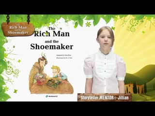The rich man and the shoemaker (girl)