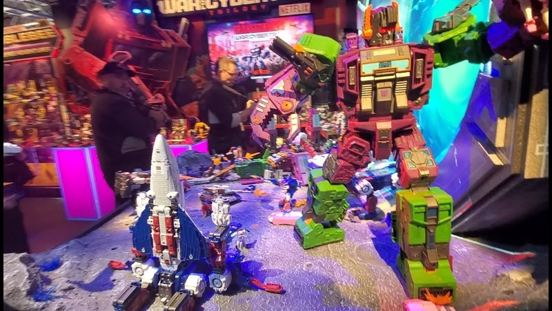 TRANSFORMERS War For Cybertron Siege HASBRO TOY FAIR 2020 TAKARA TF Power of the Primes Tour Review