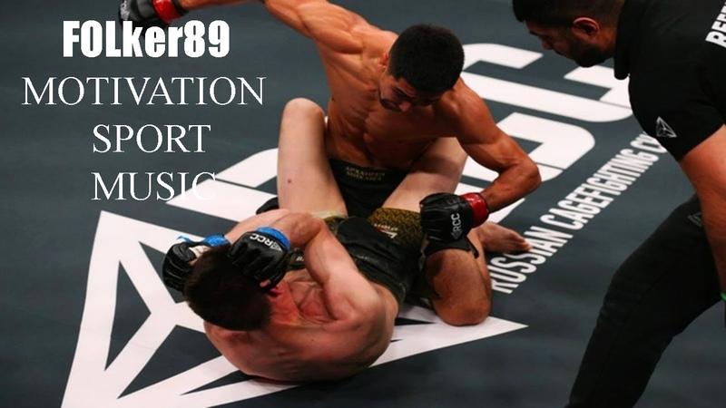 Боец MMA Ильяс Хамзин
