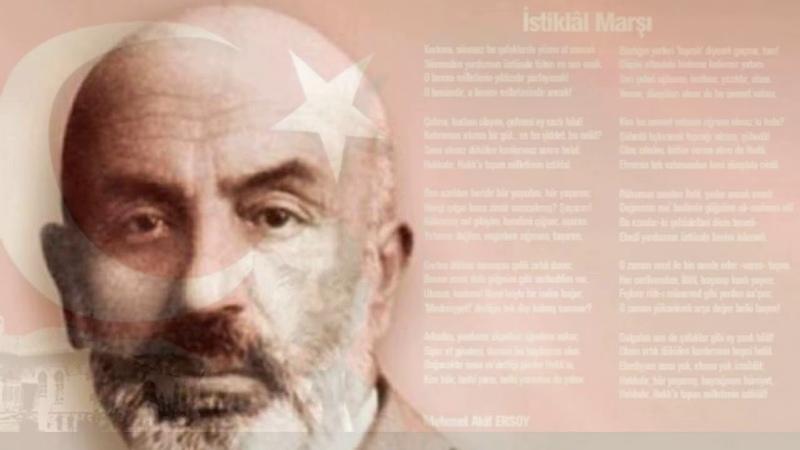 Mehmet Akif Ersoy kimdir İstiklal Marşının kabulü