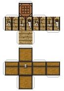 как построить дом в майнкрафте верстак #10