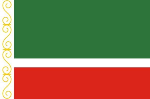 Чеченский флаг и герб: фото, описание и значение официальных символов республики Чеченская Республика один из самых маленьких субъектов Российской Федерации. Она была образована в 1993 году,