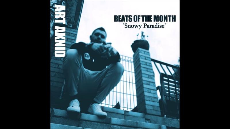 Art Aknid Snowy paradise Instrumental Hip Hop FREE DOWNLOAD 2019