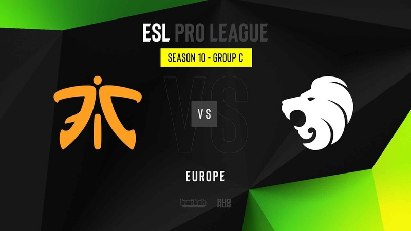 Fnatic vs North - ESL Pro League Season 10 EU - map1 - de_nuke [Gromjkee Eiritel]