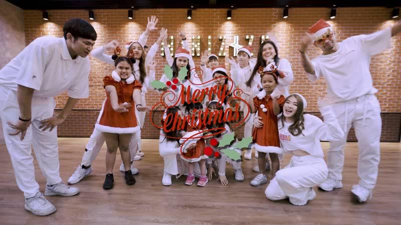 Merry Christmas ¦ MINIZIZE DANCE STUDIO
