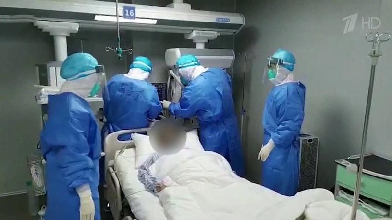 Заразившихся коронавирусом повсему миру стало более 66 тысяч человек. Новости. Первый канал