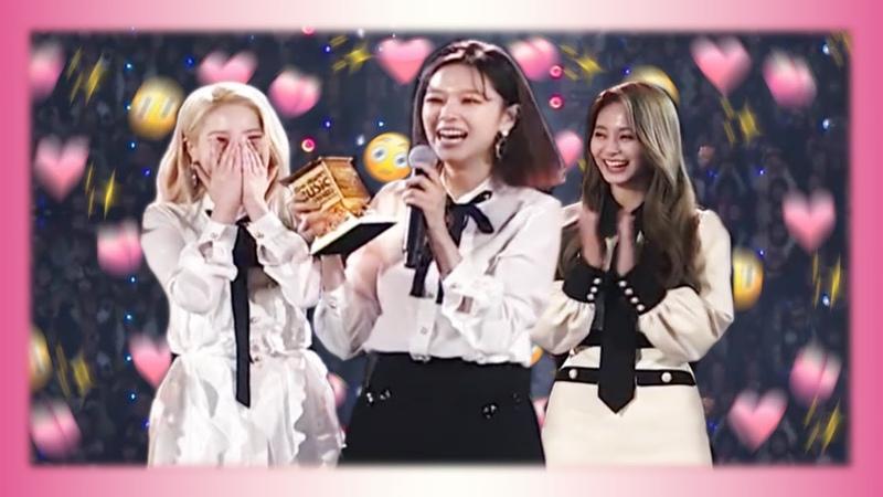 Jeongyeon embarrassing her members