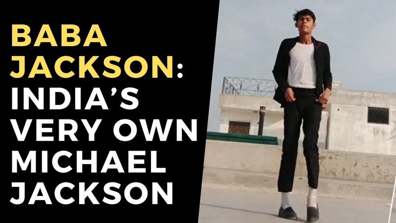 Baba Jackson India's Very Own Michael Jackson TikTok Viral Indiatimes